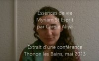 ConferenceThononLesBains 2003
